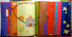 Sara Fanelli carte de ma journée