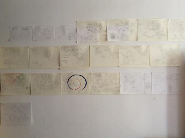mur post-it 1